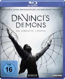Da Vinci's Demons Season 1 (Blu-ray), 2 Blu-ray Discs