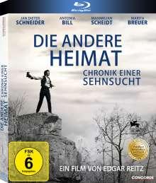 Die andere Heimat (Blu-ray), Blu-ray Disc