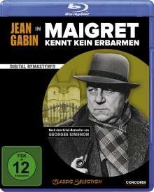 Maigret kennt kein Erbarmen (Blu-ray), Blu-ray Disc