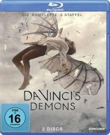 Da Vinci's Demons Season 2 (Blu-ray), 2 Blu-ray Discs