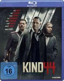 Kind 44 (Blu-ray), Blu-ray Disc