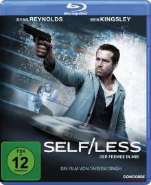 Self/Less - Der Fremde in mir (Blu-ray), Blu-ray Disc