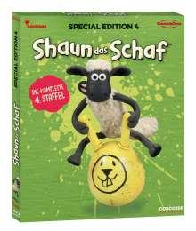 Shaun das Schaf Staffel 4 (Blu-ray), Blu-ray Disc
