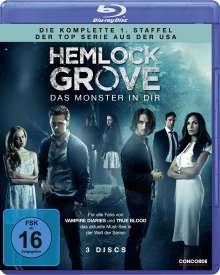 Hemlock Grove Season 1 (Blu-ray), 3 Blu-ray Discs