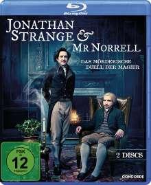 Jonathan Strange & Mr. Norrell (Blu-ray), 2 Blu-ray Discs