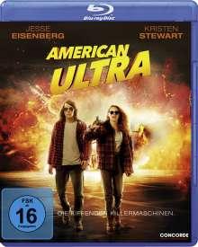 American Ultra (Blu-ray), Blu-ray Disc