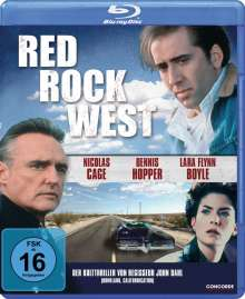 Red Rock West (Blu-ray), Blu-ray Disc