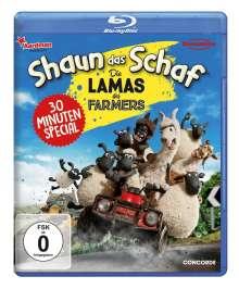 Shaun das Schaf - Die Lamas des Farmers (Blu-ray), Blu-ray Disc