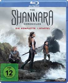 The Shannara Chronicles Staffel 1 (Blu-ray), 2 Blu-ray Discs