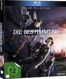Die Bestimmung - Allegiant (Blu-ray), Blu-ray Disc