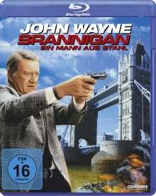 Brannigan - Ein Mann aus Stahl (Blu-ray), Blu-ray Disc