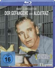 Der Gefangene von Alcatraz (Blu-ray), Blu-ray Disc