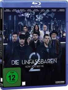 Die Unfassbaren 2 (Blu-ray), Blu-ray Disc