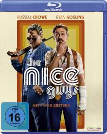 The Nice Guys (Blu-ray), Blu-ray Disc