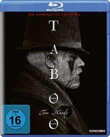 Taboo Staffel 1 (Blu-ray), 2 Blu-ray Discs