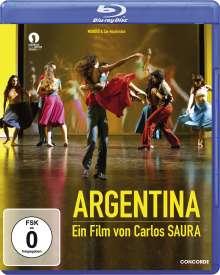 Argentina (OmU) (Blu-ray), Blu-ray Disc