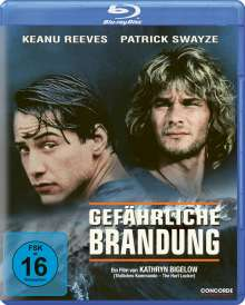 Gefährliche Brandung (Blu-ray), Blu-ray Disc