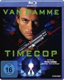 Timecop (Blu-ray), Blu-ray Disc