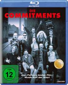 Die Commitments (Blu-ray), Blu-ray Disc