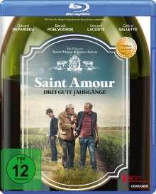Saint Amour - Drei gute Jahrgänge (Blu-ray), Blu-ray Disc