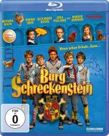 Burg Schreckenstein (Blu-ray), Blu-ray Disc