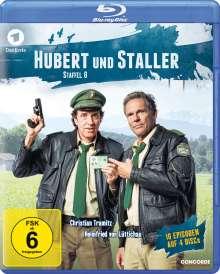 Hubert und Staller Staffel 6 (Blu-ray), 4 Blu-ray Discs