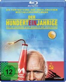 Der Hunderteinjährige, der die Rechnung nicht bezahlte und verschwand (Blu-ray), Blu-ray Disc