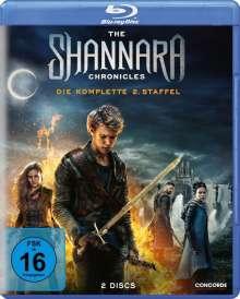 The Shannara Chronicles Staffel 2 (Blu-ray), 2 Blu-ray Discs