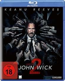 John Wick: Kapitel 2 (Blu-ray), Blu-ray Disc