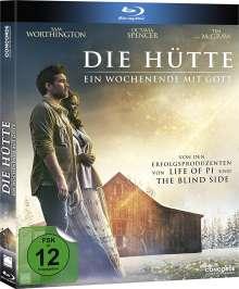 Die Hütte - Ein Wochenende mit Gott (Blu-ray), Blu-ray Disc