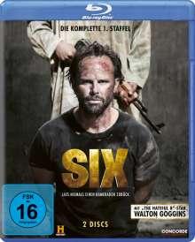 Six Staffel 1 (Blu-ray), 2 Blu-ray Discs