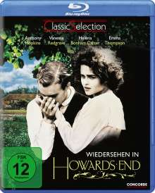 Wiedersehen in Howards End (Blu-ray), Blu-ray Disc