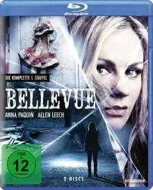Bellevue Staffel 1 (Blu-ray), 2 Blu-ray Discs