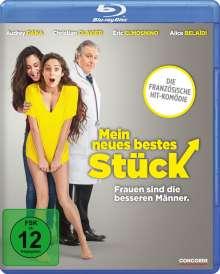 Mein neues bestes Stück (Blu-ray), Blu-ray Disc