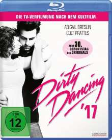 Dirty Dancing '17 (Blu-ray), Blu-ray Disc