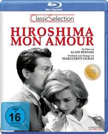 Hiroshima mon amour (Blu-ray), Blu-ray Disc