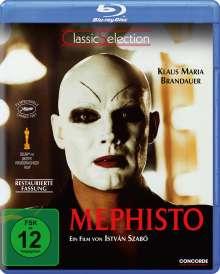 Mephisto (Blu-ray), Blu-ray Disc