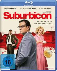 Suburbicon (Blu-ray), Blu-ray Disc