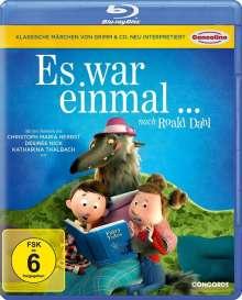 Es war einmal... nach Roald Dahl (Blu-ray), Blu-ray Disc
