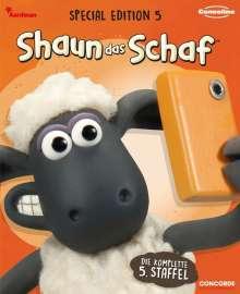 Shaun das Schaf Staffel 5 (Blu-ray), Blu-ray Disc
