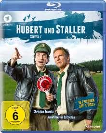Hubert und Staller Staffel 7 (Blu-ray), 4 Blu-ray Discs
