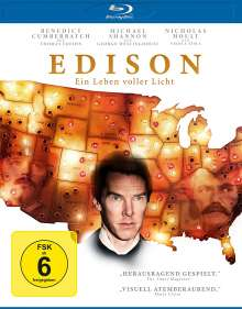 Edison - Ein Leben voller Licht (Blu-ray), Blu-ray Disc