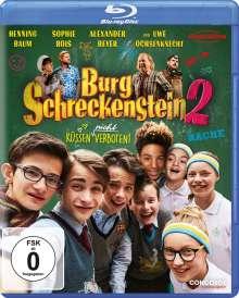 Burg Schreckenstein 2 - Küssen nicht verboten! (Blu-ray), Blu-ray Disc