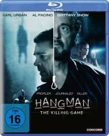Hangman - The Killing Game (Blu-ray), Blu-ray Disc