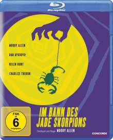Im Bann des Jade Skorpions (Blu-ray), Blu-ray Disc