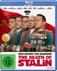 The Death of Stalin (Blu-ray), Blu-ray Disc