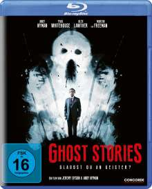 Ghost Stories (Blu-ray), Blu-ray Disc