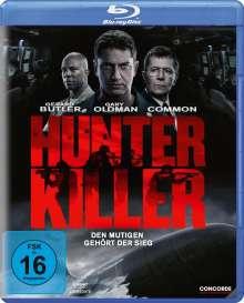 Hunter Killer (Blu-ray), Blu-ray Disc