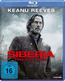 Siberia (Blu-ray), Blu-ray Disc