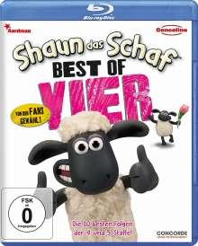 Shaun das Schaf - Best of Vier (Blu-ray), Blu-ray Disc
